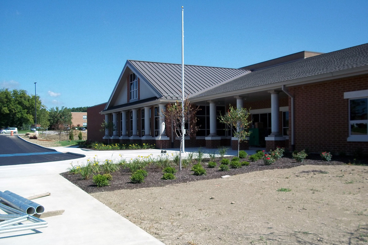 Springfield Local Elementary K-4 New Building